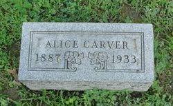 Alice <i>Cantrell</i> Carver