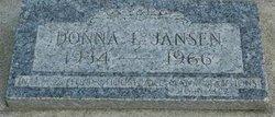 Donna Loreen <i>Kiel</i> Jansen