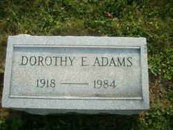 Dorothy Elvira <i>Switzer</i> Adams