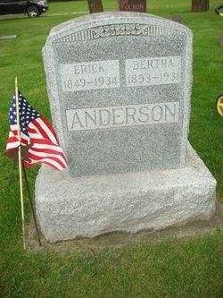 Bertha <i>Jacobson</i> Anderson