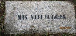 Mrs Addie <i>Morrell</i> Blowers