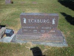 Gladys Irene <i>Anderson</i> Eckburg