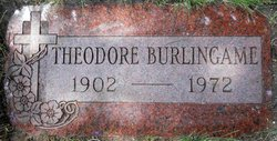Theodore Ted Burlingame