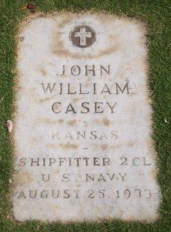 John William Casey
