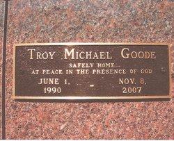 Troy Michael Goode