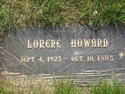 Lorene Howard