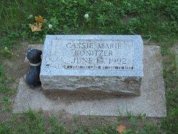 Cassie Marie Konitzer