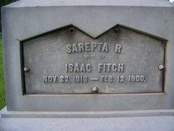 Sarepta Rhoda <i>Parker</i> Fitch