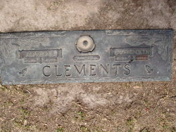Alfred B Clements