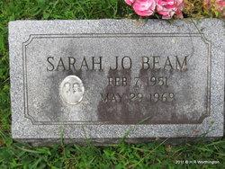 Sarah Jo Beam