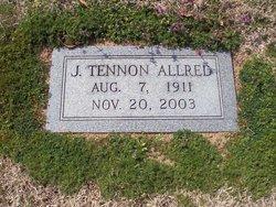 Joseph Tennon Allred