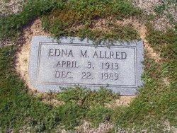 Edna Mae <i>Miles</i> Allred
