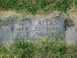 A R Allen
