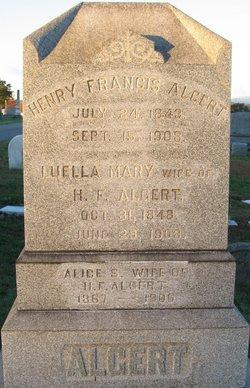 Henry Francis Algert