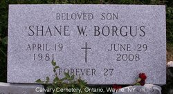 Shane W Borgus