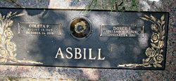 Coleta F. Asbill