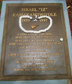 Israel Iz Kamakawiwo'ole