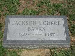 Jackson Monroe Banks
