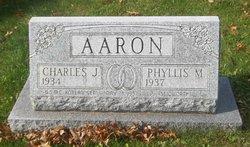 Charles J Aaron