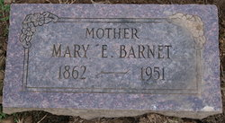 Mary E. <i>Firestone</i> Barnet
