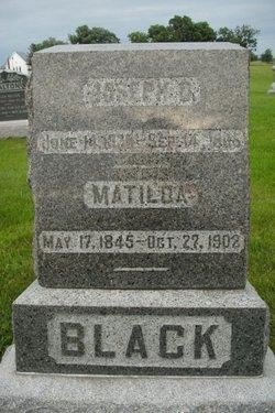 Joseph D Black