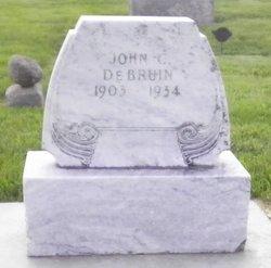 John C DeBruin