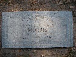 Vernetta Mary Morris