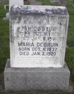 Maria DeBruin