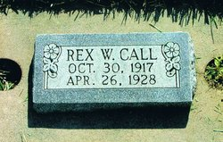 Rex Wadsworth Call