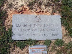 Ina Maurine <i>Tatum</i> Allred