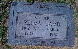 Zelma Lamb