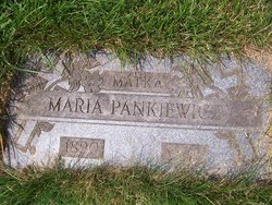 Maria <i>Lazarczyk</i> Pankiewicz