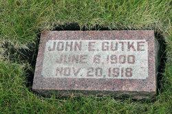 John E. Gutke