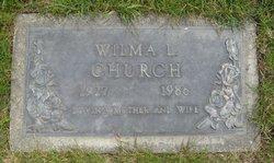 Wilma Lora <i>Phillips</i> Church
