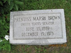 Prentiss Marsh Brown