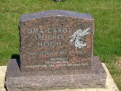 Oma Carol <i>Speicher</i> Hoch