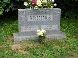 Julia <i>Shumate</i> Brooks