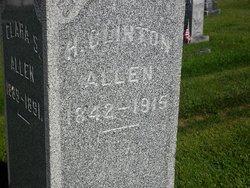 Henry Clinton Allen
