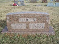 J E Jack Harris