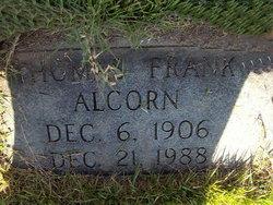 Thomas Franklin Frank Alcorn
