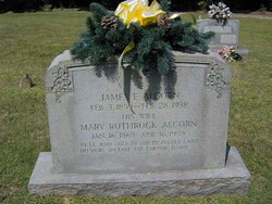 Mary Alice <i>Rothrock</i> Alcorn
