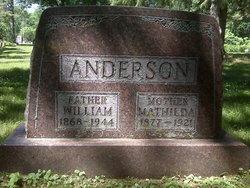 Mathilda Anderson
