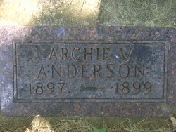 Archie W. Anderson
