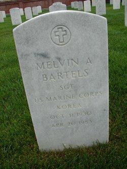 Melvin Alexander Bartels
