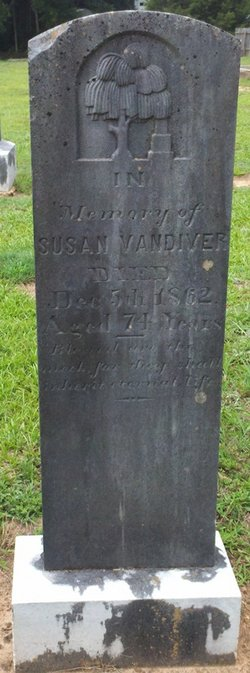 Susan <i>Acker</i> Vandiver