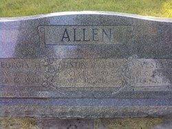 Vesta <i>Rose</i> Allen
