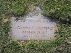 George Frederick Loetterle