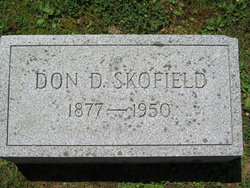 Don Donworth Skofield