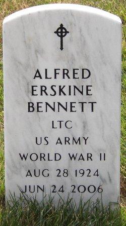 Alfred Erskine Bennett