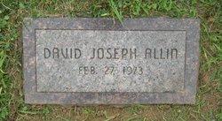 David Joseph Allin